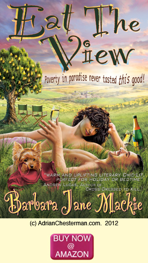 Eat The View Buy the Book now from Amazon