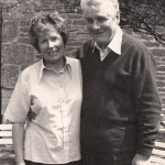 Philip Mackie and his wife